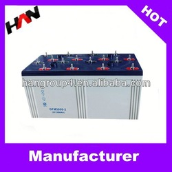 super-long life rechargeable vral storage lead-acid gel batteries for power system usage