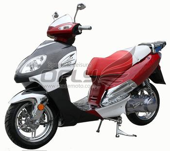 China EEC/EPA gas motorcycle with 2 Stoke 50cc Engine