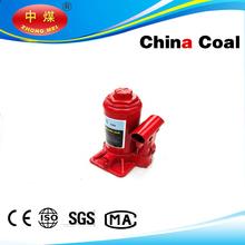 china coal portable car jack hydraulic pump with infaltor/hydraulic bottle jack