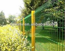 Hot sale PVC garden metal fence, garden children fence (factory)