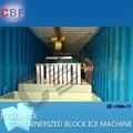 Industial bloco de gelo de plantas/bloco de gelo