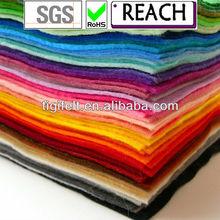 Polyester Plain Fabric Felt 1-5mm Thick