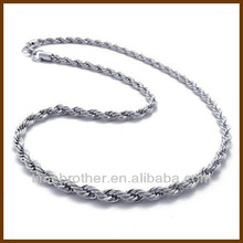 Magnetic Hollow Glitter Rope Chain Necklace