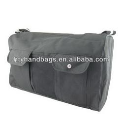 Contemporary professional golf travel cover bag