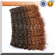 Wholesale real raw human peruvian hair bobbi boss hair chocolate hair beauty