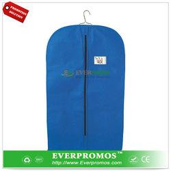 non woven dust bag for garment suit
