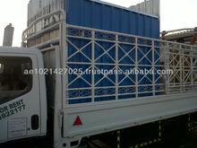 Corrugated Concert Temporary side hording Fencing Manufacturer