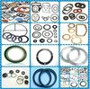 ptfe backup ring t3g t3p ptfe gasket 5*8*1.25 coil roofing nail with rubber washer