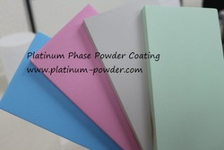 Low Cure Powder Coating