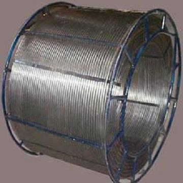 good quality calcium silicon cored wire/calcium silicon cored wire China manufacturer supply