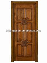 main entrance wooden doors