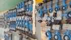 control of the valve with pneumatic actuator