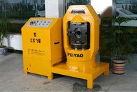 FY-CYJ series hydraulic steel 500 ton wire rope press machine