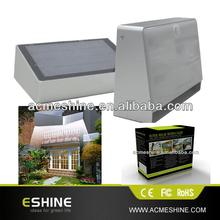 ELS-06P Large 53LED solar compound wall motion sensor light for outdoor