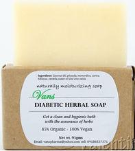 Vans Diabetic Herbal Soap