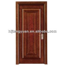 modern cheap bedroom wooden door
