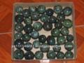 De jade nefrita esfera, de huevo, corazones peru