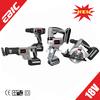 18V Cordless Tools Set/2014 New Power Tools/circular saw/cordless drill/reciprocating saw/jig saw/flash light