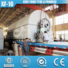 Xinfeng 25 Years Manufacture waste plastic pyrolysis oil refining system