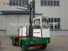 CE side loading narrow aisle ep forklift FD series/loading and unloading forklift FDD30-100