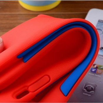 """Good quality silicone phone case for iphone samsung/others 7"""" tablet cover for ipad"""