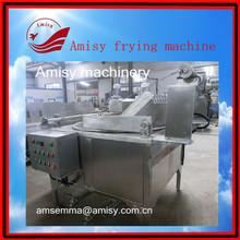 Liquefied petroleum gas oil frying machine