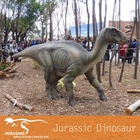 Animatronic Lifelike Amusement Park Antiques Dinosaurs