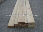 cheap price solid wood raw lumber sawn timber in paulownia / fir / pine