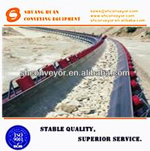 High quality material handling belt conveyor system for petroleum