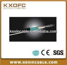 optical fiber cable single/multi-model GYTS armored optical outdoor fiber
