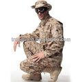 la parte superior de utilidad militar ropa de trabajo uniforme de mantenimiento