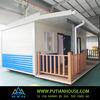 China prefabricated modular light steel villa house design