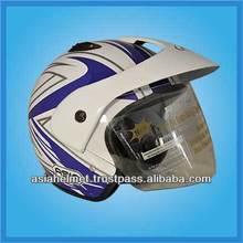 Half Face Motorcycle Helmet Model 121