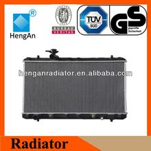 Auto radiator support