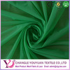 Green 100% polyester embroidered organza fabric