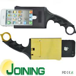 Knife newly mobile flip case for 5G 5s