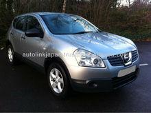 2008 Nissan Qashqai 1.5 dCi (Silver)