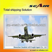 Consolidated alibaba express air shipping forwarder international logistics solution provider
