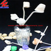 decorative glass bottle reed diffuser