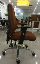High Baron Back Upholstered leather office chair chair parts swivel base G-701