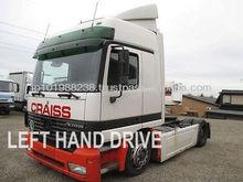 Mercedes-Benz Actros 1843LSE 4x2 TRACTOR UNIT (LHD 97954 DIESEL)