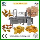 Industrial Automatic Falafel Potato Chip Continuous Belt Fryer
