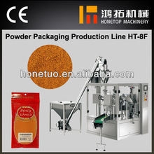 Advanced automatic pouch Packaging machine for chilli powder