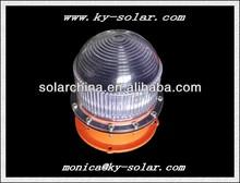 solar flashing led fish net light for fish farm
