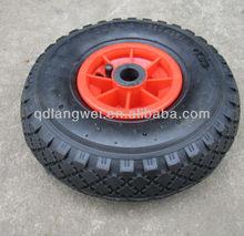 small trolley rubber wheel 3.00-4