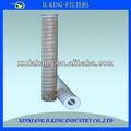Kunststoff-filter wasserrohr für kommerziellen wasseraufbereitung