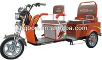 800W three wheel dual-use electric rickshaw