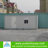 Promotion Price!!! sandwich panel prefabricated low cost container house manufacturer
