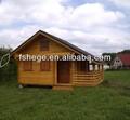 مزرعة بيت مع التقليد خشبية الكسوة