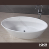 hing end eco friendly solid surface baby bathtub